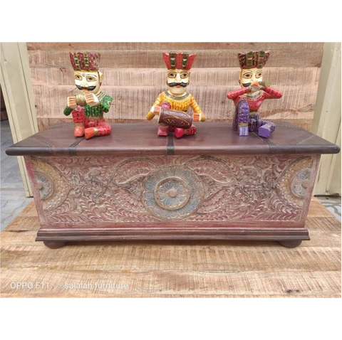 Wooden Crafted Traditional Musicians