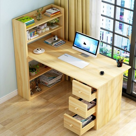 Slater Study Table With Drawer