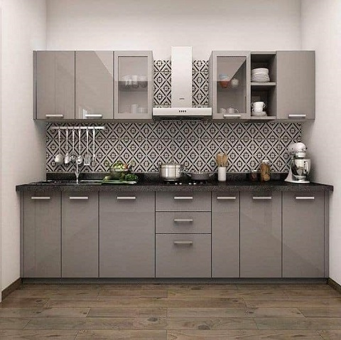 A One-Wall Kitchen