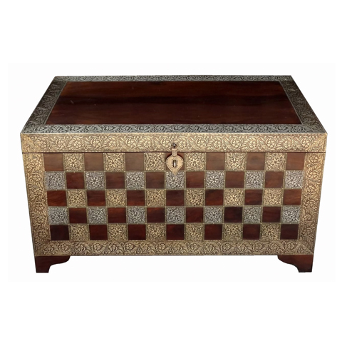 Wooden Classic Boxes – Large With Brass-fit
