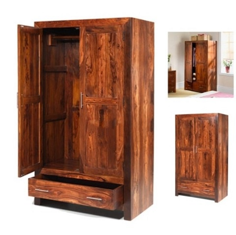 Wardrobes With Bottom Drawer