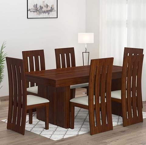 Cahoon 6 Seater Dining Set