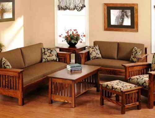Furniture Helps to Decorate the House