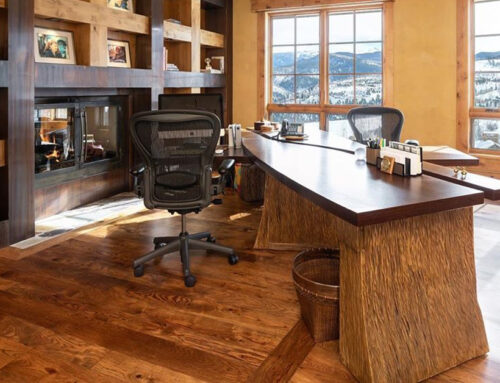 Turn your Home Office into a Man Cave